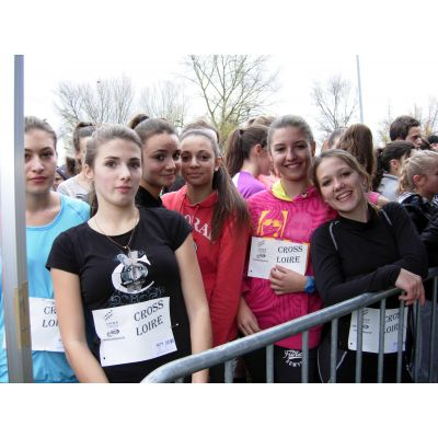 DE BONNES PERFORMANCES AU CROSS DEPARTEMENTAL