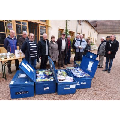 Plus de 660 Kg de nourriture au profit des associations